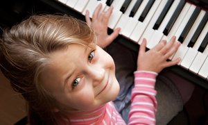 Music Ed 4 U, Inc.: One Month of 30-Minute Piano Lessons at Music Ed 4 U, Inc. (52% Off). Two Options Available.