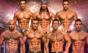 """""""HUNKS"""" The Show: """"HUNKS"""" The Show Male Revue on Friday, June 17 at 10 p.m. or Saturday, June 18, at 8 p.m."""