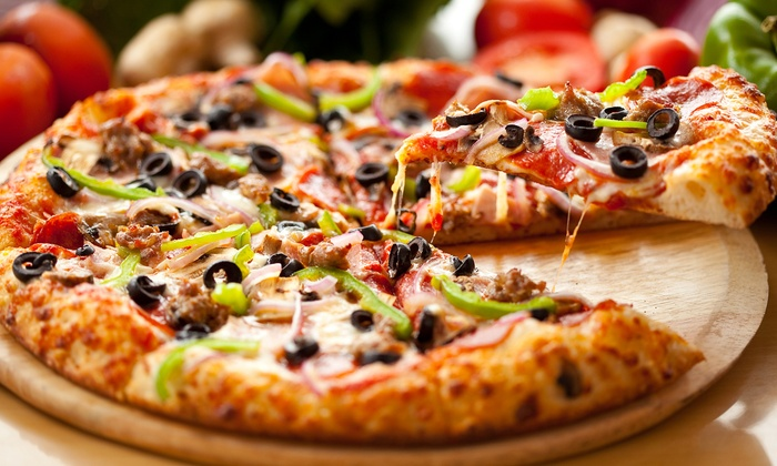 Rocco's New York Pizza - North Decatur: $15.99 for $30 Worth of Food at Rocco's New York Pizza