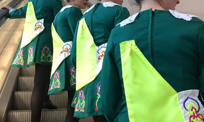 McGonagle School of Irish Dance - Multiple Locations: Four Dance Classes from McGonagle School of Irish Dance (45% Off)