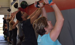 Leland Crossfit: Four Weeks of Unlimited CrossFit Classes at Leland CrossFit (54% Off)