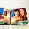 Up to 64% Off a Personalized Photo Book