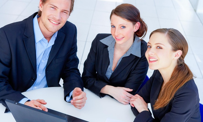 The TMG Firm - Herald Square : One-Hour Career Consulting or $399 Towards Website Development from The TMG Firm (75% Off)