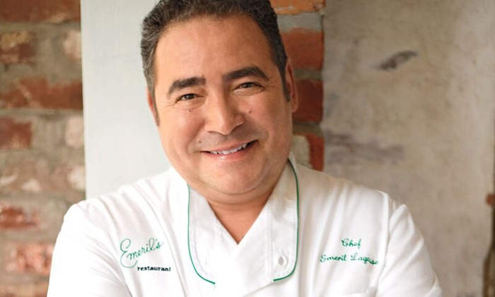 Food Network & Cooking Channel New York City Wine & Food Festival presented by FOOD & WINE - New York: $99 for The Art of Tiki Hosted by Emeril at New York City Wine & Food Festival on October 17 ($175 value)