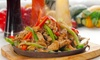 Tres Machos - Midlothian: Mexican Food at Tres Machos (Up to 48% Off). Two Options Available.