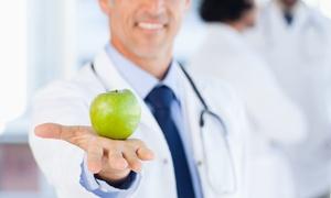 DR MICHELE MASSIMILIANO SALAFIA NUTRIZIONISTA: Visita nutrizionale con piano alimentare e un controllo per una o 2 persone (sconto fino a 89%)