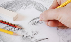Neologian Art Gallery: Human Figure Drawing Workshop for One or Two People at Neologian Art Gallery (Up to 52% Off)