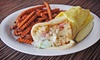 Pop Diner - Oak Lawn: $30 for Three Vouchers, Each Valid for $20 Worth of American Food and Drinks at Pop Diner ($60 Value)