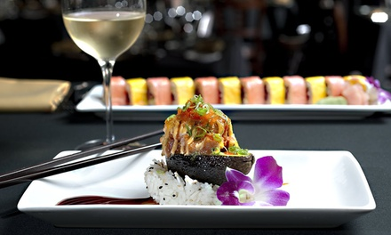 $16 for $30 Worth of Fusion Cuisine at Funky Monkey Wine Company