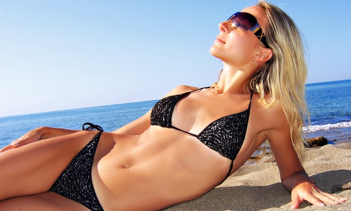 Tan U - Knightdale: $39 for UV Tanning, Mystic Tans, Airbrush Tans, or Teeth Whitening at Tan U (Up to $149 Value)
