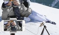 GROUPON: Aduro U-Snap Selfie Camera Remote with Tripod Aduro U-Snap Selfie Camera Remote with Tripod