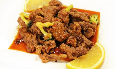 Chinese Food at Dragon Star (Up to 50% Off). Three Options Available.