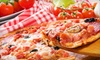 East West Pizzeria - Rhodes Ranch: $13 for a Family Pizza Meal at East West Pizzeria ($26.95 Value)