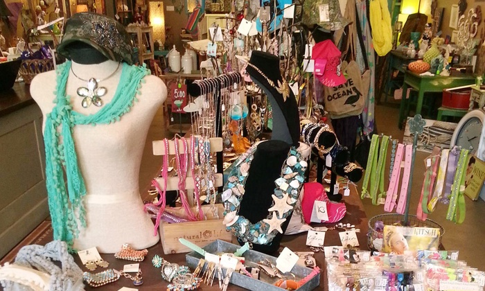 The Naked Mermaid - Downtown Galveston: Home Decor and Furniture at The Naked Mermaid (50% Off)
