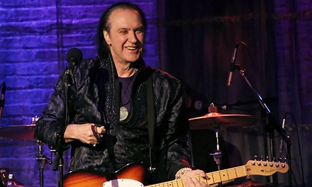 Dave Davies of The Kinks at The Pullo Center on November 18 at 7:30 p.m. (Up to 50% Off)