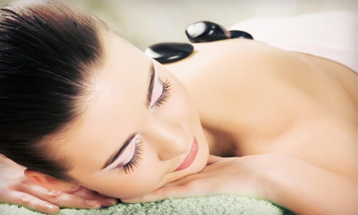 Kelly at Amazing Touch - Northeast Hazel Dell-Starcrest: 60-Minute Therapeutic or Deep-Tissue Massage or 60-Minute Hot-Stone Massage at Amazing Touch (Up to 53% Off)