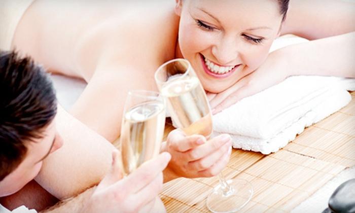 La Belle Moi Salon & Skin Studio - Great Notch: Massage with Reflexology or Couples Massage at La Belle Moi Salon & Skin Studio in Woodland Park (Up to 60% Off)