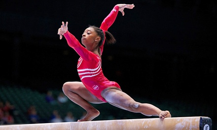 One Ticket to the P&G Gymnastics Championships at CONSOL Energy Center on August 21 or 23 (Up to Half Off)