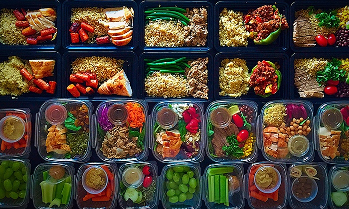 Healthy Meal Prep San Diego I Meal Delivery Services