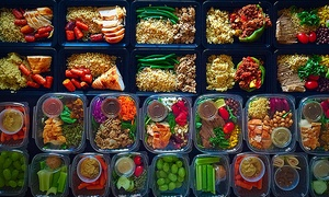 Eat Clean San Diego: Prepared Meal Plans for the Office or Work Week from Eat Clean San Diego (Up to 31% Off)