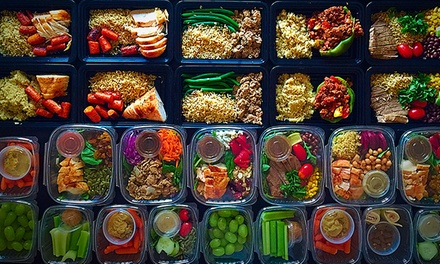 Prepared Meal Plans for the Office or Work Week from Eat Clean San Diego (Up to 31% Off)
