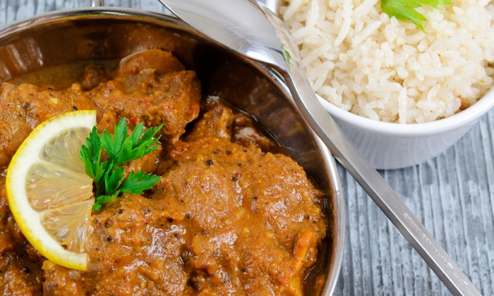 Mayuri Indian Cuisine - Reston: Indian Cuisine and Drinks at Mayuri Indian Cuisine (50% Off). Two Options Available.