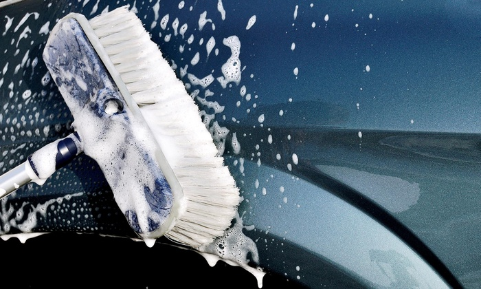 Bubbles Hand Car Wash - Multiple Locations: $21 for Three Full-Service Hand Washes at Bubbles Hand Car Wash ($45.75 Value)