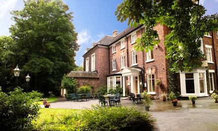 Shropshire: Standard Double Room for Two with Breakfast, Chocolates and Late CheckOut at Best Western Valley Hotel