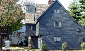 The Jonathan Corwin House / The Witch House: Entry for Two or Four to the Salem Spice Festival on September 12 or 13 (Up to 48% Off)