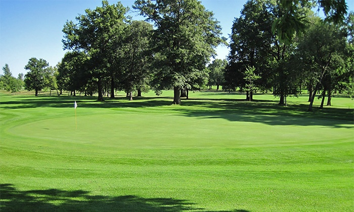 Monticello Country Club - Monticello: $49 for an 18-Hole Round of Golf for Two Including Cart Rental at Monticello Country Club (Up to 51% Value)