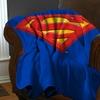 Superman and Batman Fleece Throws