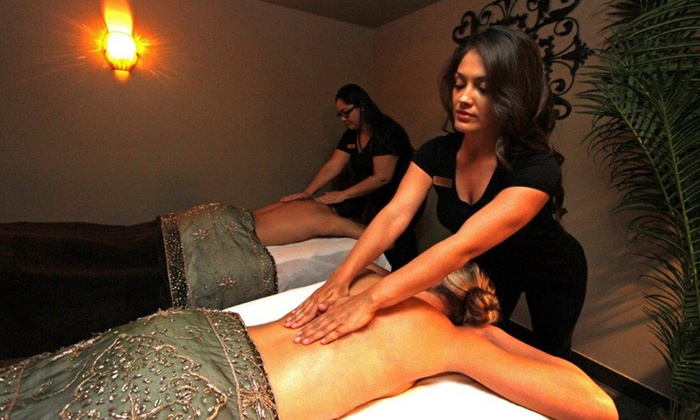 Spa Velia - San Diego: 50- or 80-Minute Couples' Massage or Karma or Namaste Spa Package for One at Spa Velia (Up to 42% Off)