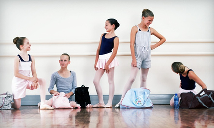 Nancy's Dance Factory - Nancy's Dance Factory: Kids' Dance Camp or Classes at Nancy's Dance Factory (Up to 65% Off). Five Options Available.