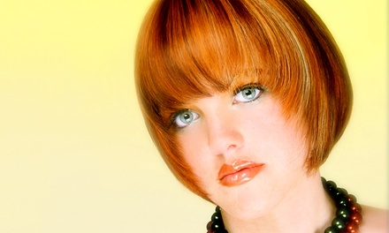 $35 for a Haircut, Deep Conditioning, and Blow-Dry at Michael Christopher Salon & Day Spa ($75 Value)