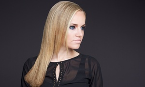 Salon Noemi: Haircut Package with Optional Partial or Full Highlights or Single-Process Color at Salon Noemi (Up to 67% Off)