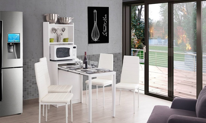 meuble de rangement groupon shopping. Black Bedroom Furniture Sets. Home Design Ideas