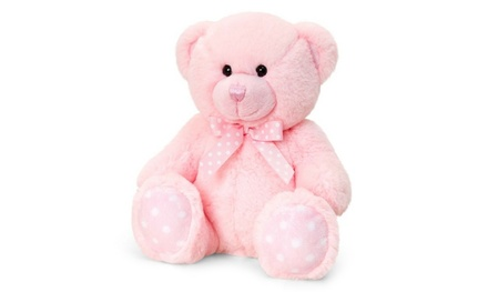 One or Two Keel Toys Pink Baby Bears