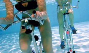 Cours à la salle de sport et à l'aquafitness Aubagne