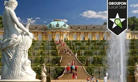 4 Std. Bus-Ausflugstour nach Potsdam/Sanssouci ab Berlin/Ku'damm für 1 oder 2 Personen mit BEX Sightseeing ab 31,20 €