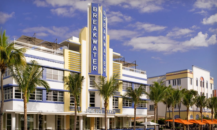null - Miami: Stay at Hotel Breakwater South Beach in Miami Beach