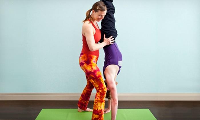 Innerstellar Pilates & Yoga - South Berkeley: 10 or 15 Yoga and Pilates Classes at Innerstellar Pilates & Yoga in Berkeley (Up to 81% Off)