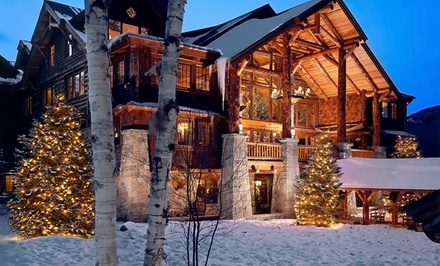 Stay at Whiteface Lodge in Lake Placid, NY, with Dates into May