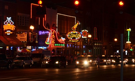 BYOB Nashville at Night Bus Tour for 1 or 2 from Nashville Double Decker (Up to 53% Off)
