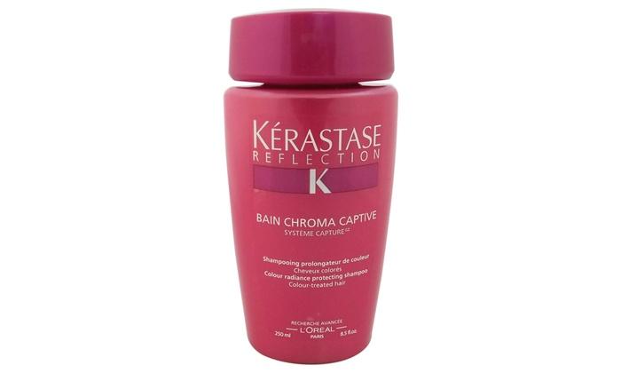 K rastase reflection shampoo groupon goods for Kerastase reflection bain miroir 1 shine revealing shampoo