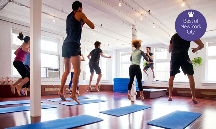 Circuit of Change - Circuit Of Change: 5, 10, or 15 Mindbody Bootcamp Classes at Circuit of Change (Up to 72% Off)