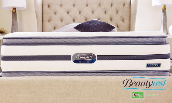 simmons beautyrest recharge plush. Interesting Beautyrest Simmons Beautyrest Recharge Plush Pillowtop Mattress Set On