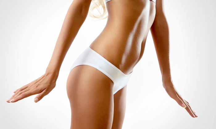 Ultrasonic Lipolysis and Vibration Plate: Sessions from £39 at Urban Beach Tanning Hair and Beauty (Up to 86% Off)