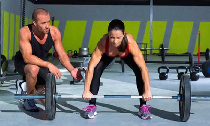TitanUp Fitness - Jacksonville Beach: 10 or 25 Group Fitness Classes at TitanUp Fitness (Up to 78% Off)