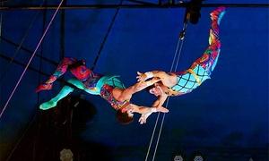 Circus Vargas: Circus Vargas presents iLUMINOUS (May 12–May 23)