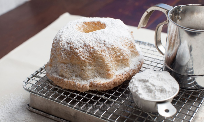 Chanterelle Cookery School - Greenwich Village: Cake-Baking, Donut-Making, or Seasonal-Baking Class for One or Two at Chanterelle Cookery School (Up to 70% Off)